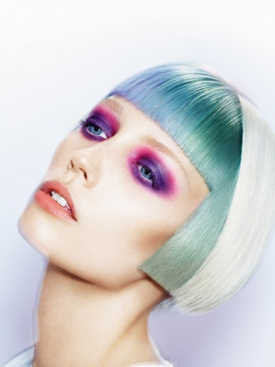 Hottest Hair Color Trends 2016 for Women 32