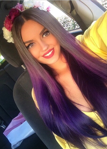 Hottest Hair Color Trends 2016 for Women 40