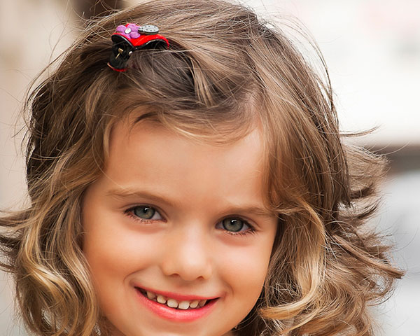 Prime 30 Cutest Little Girl Hairstyles For Your Princess Hairstyles For Women Draintrainus