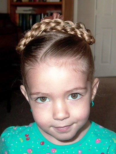 Little Girl Hairstyles 5