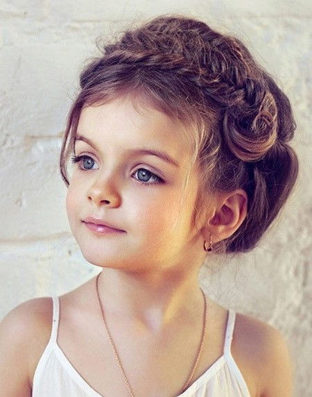 Fantastic 30 Cutest Little Girl Hairstyles For Your Princess Short Hairstyles Gunalazisus