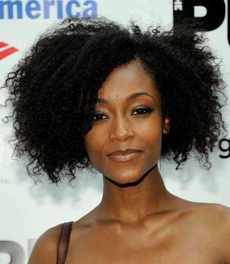 Astonishing Black Girl Curly Bob Hairstyles Hairstyle Pictures Short Hairstyles Gunalazisus