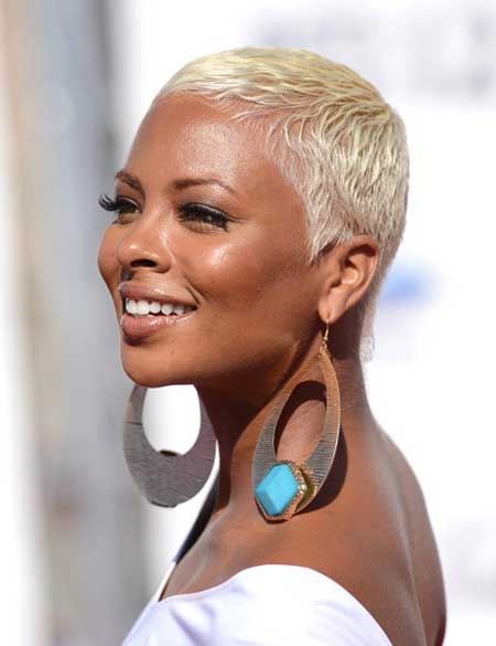 Very short hair for black women