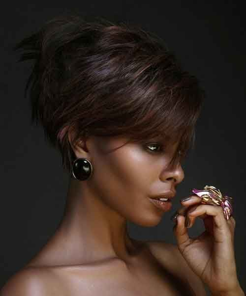 Long Haircuts and Hairstyles for Black Girls 15