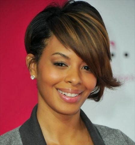 Long Haircuts and Hairstyles for Black Girls 21