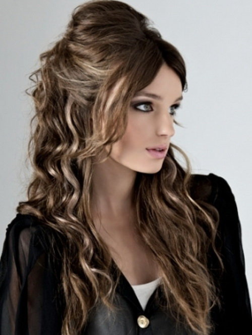 50 Exquisite Long Hairstyles for Women of All Ages [2018]