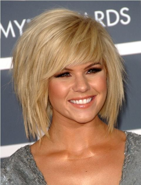 Medium Shoulder Length Haircuts for Women 29-min
