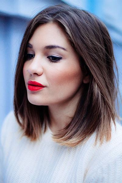 Medium Shoulder Length Haircuts for Women 43-min