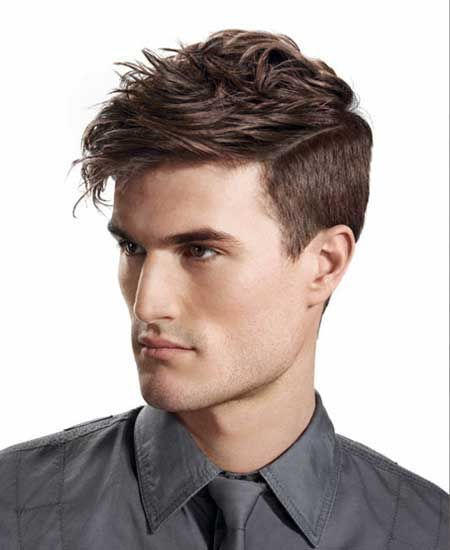 Men's Hairstyles with Thin Hair 11