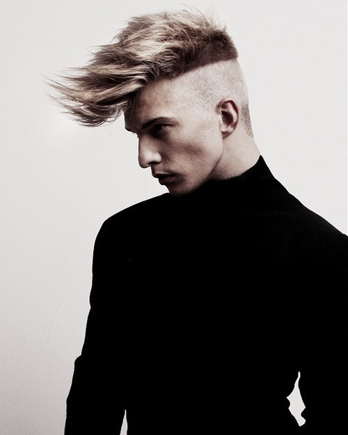 Pleasant 47 Sexy Old School Haircuts For Men Hairstylecamp Short Hairstyles Gunalazisus