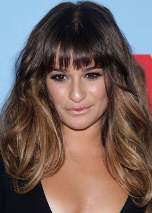 Awesome 10 Epic Ombre Hair Color Ideas With Bangs To Uplift Beauty Short Hairstyles For Black Women Fulllsitofus