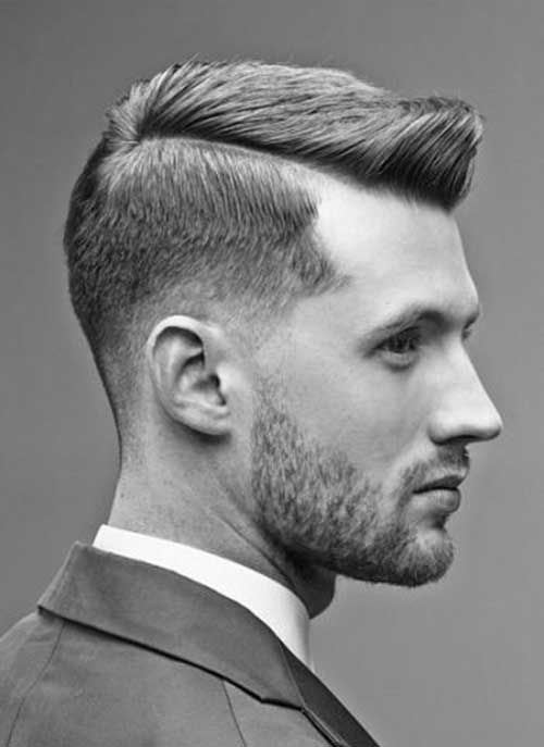 Pleasant 23 Stunning Pompadour Haircuts For Men Who Care About Style Short Hairstyles For Black Women Fulllsitofus