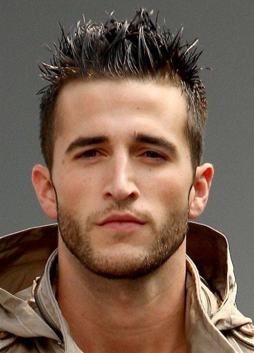 Shape up hairstyles for men