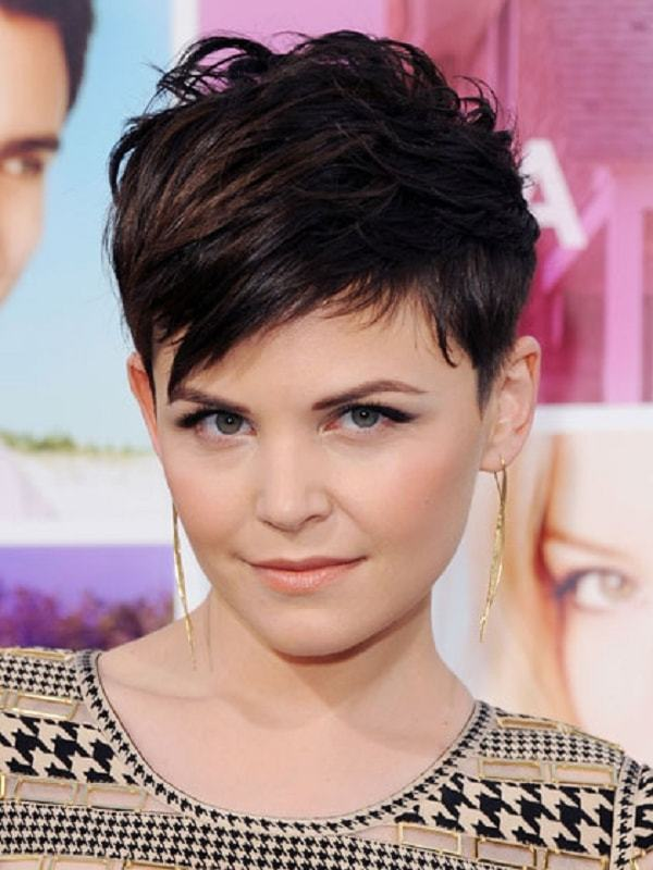 101 Sexiest Short Haircuts For Women With Round Faces