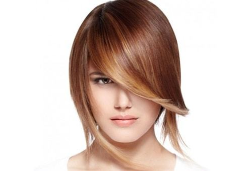 70 stupendous short haircuts perfect for round faces 2 long straight bangs urmus Gallery
