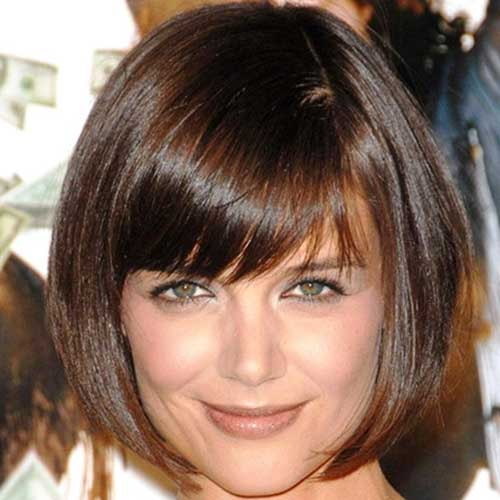Short Hairstyles for Long Faces 10-min