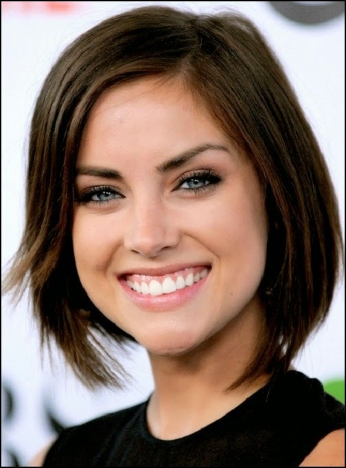 Short Hairstyles for Long Faces 6-min