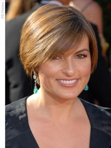 Short Hairstyles for Square Face for women 2-min