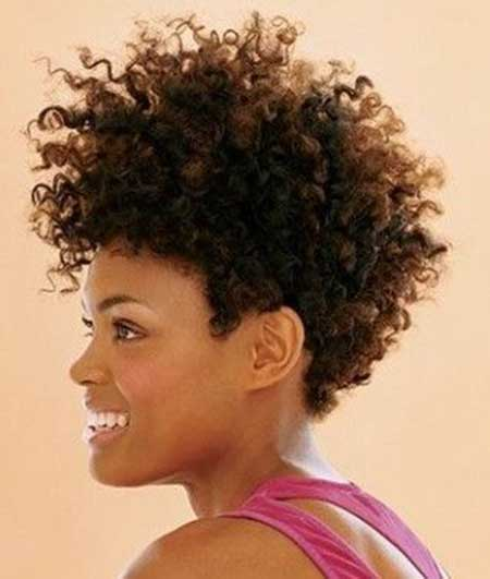 Excellent 70 Majestic Short Natural Hairstyles For Black Women Hairstyles For Women Draintrainus