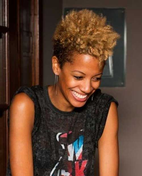 Fantastic 70 Majestic Short Natural Hairstyles For Black Women Short Hairstyles Gunalazisus