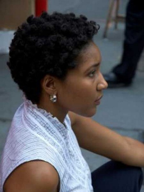 Fabulous 70 Majestic Short Natural Hairstyles For Black Women Hairstyles For Women Draintrainus
