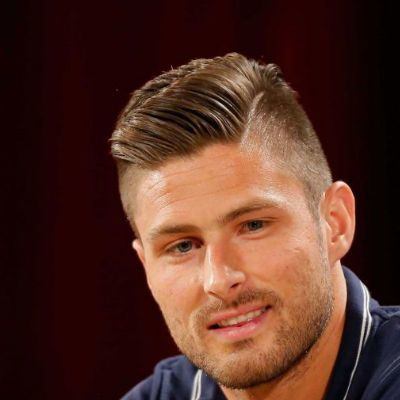 Soccer Player Haircuts and Hairstyles 6