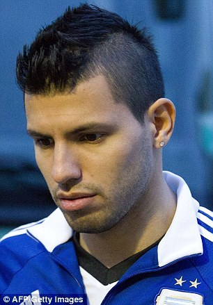 Soccer Player Haircuts and Hairstyles 8