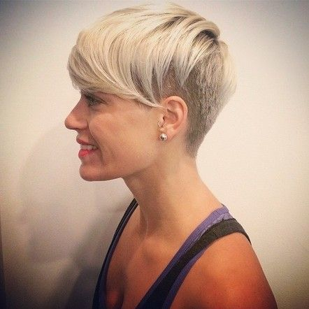 45 Smartest Undercut Hairstyles for Women to Rock [2018]