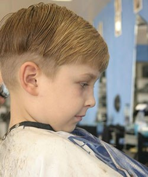 Chiffel Weblogs 70 Most Adorable Baby Boy Haircuts 2016