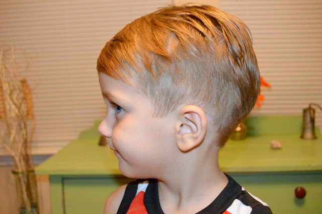 Most Adorable Baby Boy Haircuts Updated For - Boy haircut razor