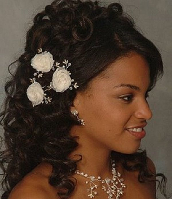 13 Natural Hairstyles For Your Wedding Day Slay: 75 Handy Wedding Hairstyles For Black Brides To Feel Special