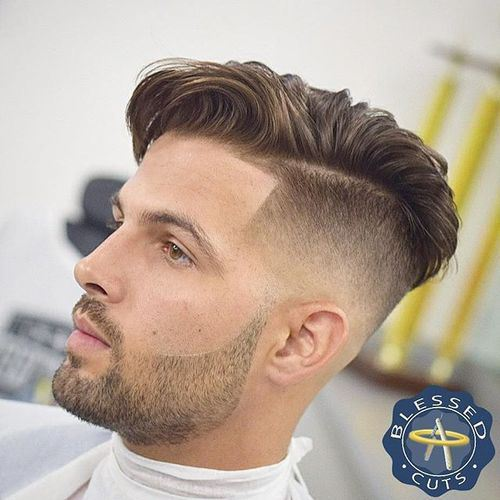 curly-side-parted-mens-undercut-hairstyle