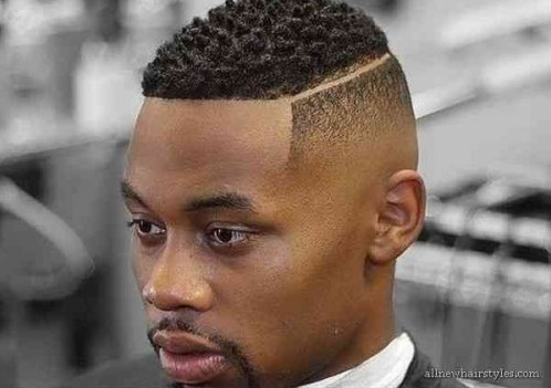 70 Kicky High & Low Taper Fade Haircuts for Black Men