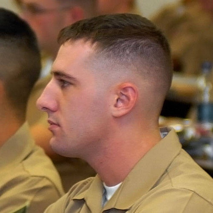 70 Most Attractive Military Haircuts For Men 2018