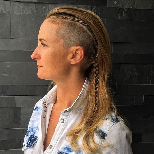75 Smartest Undercut Hairstyle Ideas For Women To Rock
