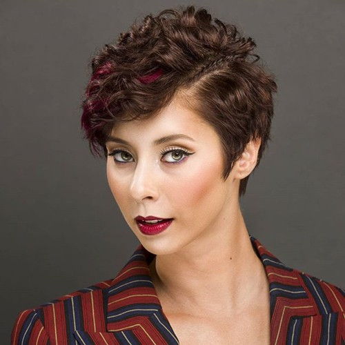 short-curly-undercut-pixie-hairstyle