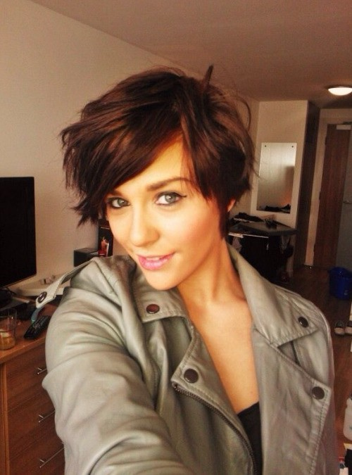Peachy 49 Delightful Short Hairstyles For Teen Girls Hairstyles For Women Draintrainus