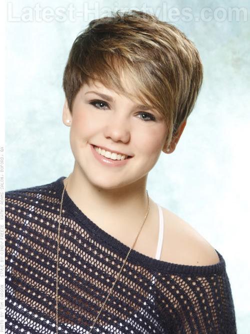 Astonishing 49 Delightful Short Hairstyles For Teen Girls Hairstyles For Men Maxibearus