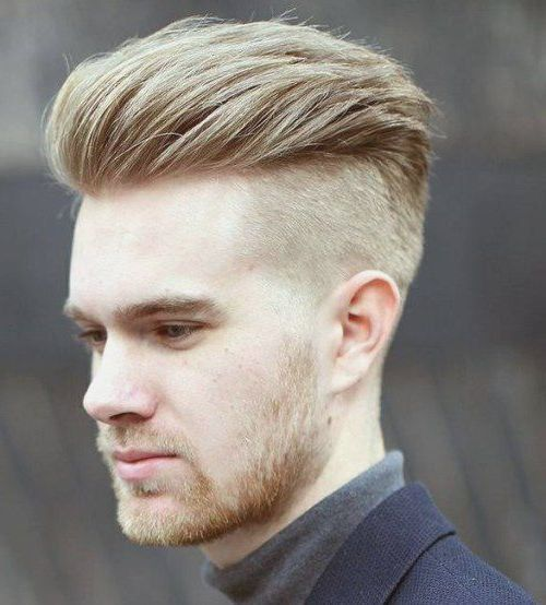 50 Mens Undercut Hairstyles To Grab Focus Instantly