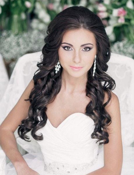 55 Ravishing Wedding Hairstyles for Long Hair – HairstyleCamp