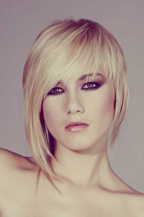 50 Asymmetrical Bob Hairstyles for Women to Break the Mold