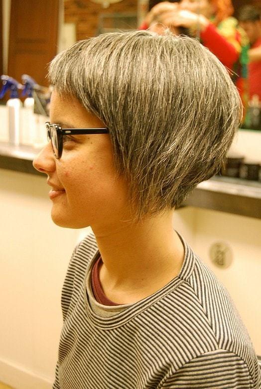 Asymmetrical Bob Hairstyles for Women 3-min