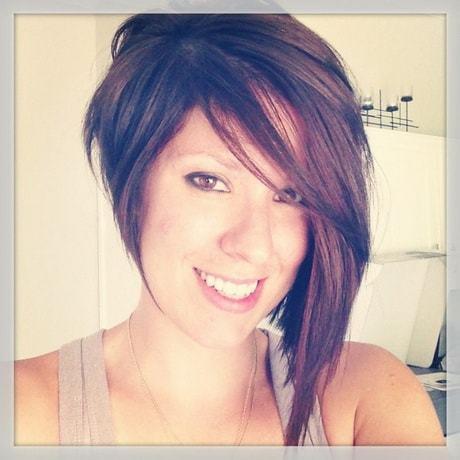 Asymmetrical Bob Hairstyles for Women 4-min