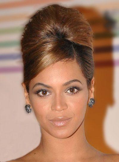 Beehive Hairdos for Women 10-min