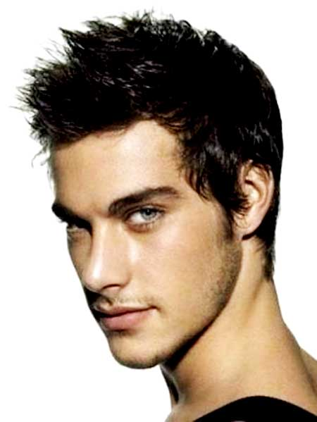 Best Short Spiky Hairstyles for men 15-min