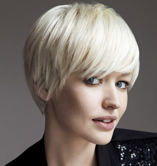 Image result for Tapered Bowl Cut women