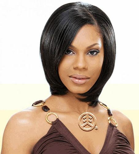 short weave hairstyles young black women