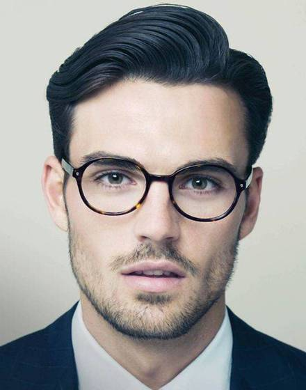 Nice Look Rockabilly Hair For Men