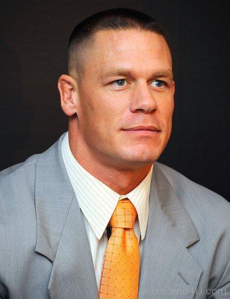 Taper Fade haircut for John Cena