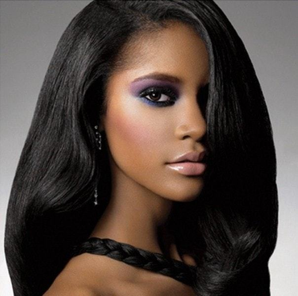 Superb 25 Tantalizing Long Hairstyles For Black Girls Who Love Style Hairstyles For Men Maxibearus